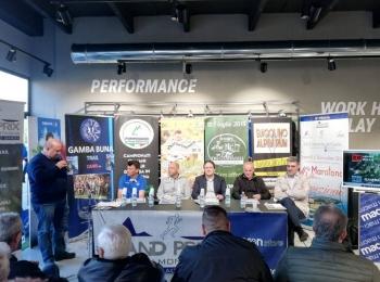 Presentato il Circuito di Corse in Montagna più partecipato d'Italia