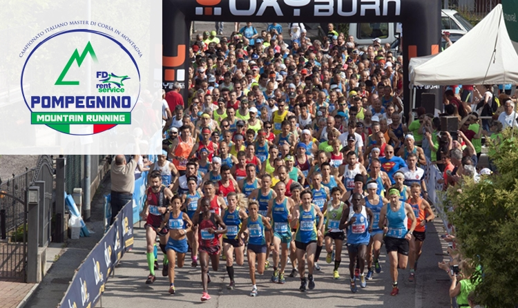 Pompegnino Mountain Running 2019