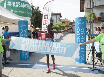 Pompegnino Mountain Running 2019