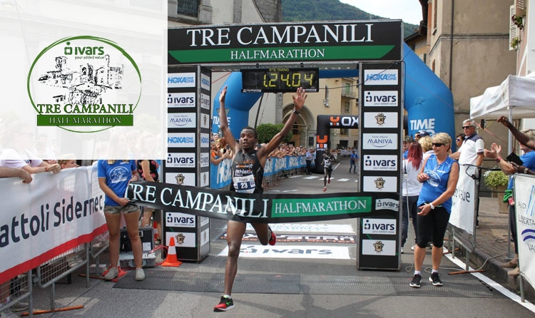 Ivars Tre Campanili Half Marathon 2019