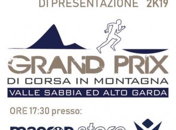 Conferenza stampa presentazione Grand Prix 2019