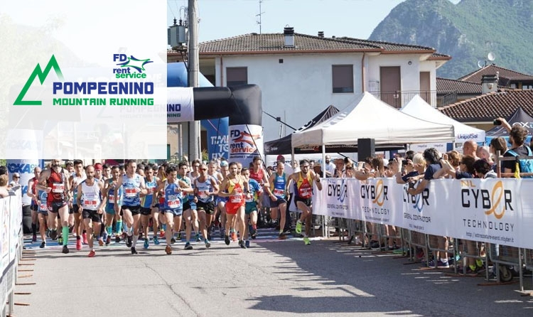 Pompegnino Mountain Running 2020