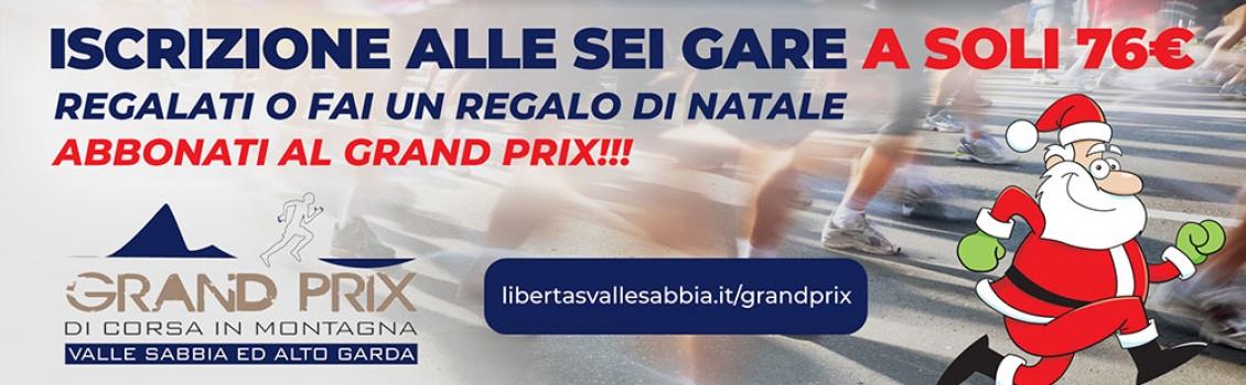"""La 7^ edizione del """"Grand Prix"""" è già sui blocchi di partenza"""