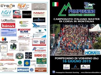 Volantino Pompegnino Mountain Running